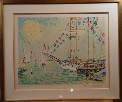 3- Jacques BUYSSOU (peintre officiel de...