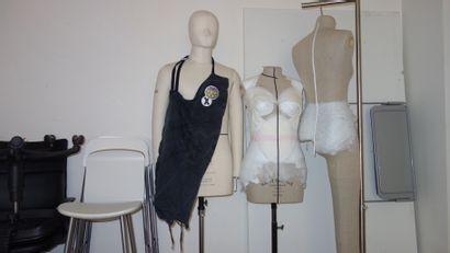 2-Mannequins, portants