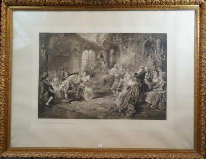 1- ''Mozart à la Cour de Marie-Antoinette''...