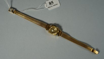 85- VENDOME  Montre de dame avec son bracelet...