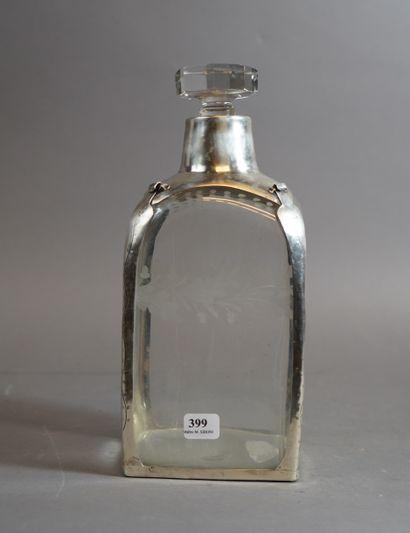 399- SANBORNS Mexico Flacon à liqueur Monture...