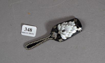 348- Pelle à sucre émaillée