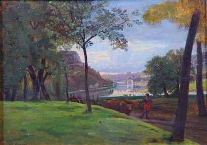 Achille BENOUVILLE (1815-1891)