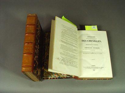 BOISDUVAL, RAMBUR, D.M. & GRASLIN . Collection...