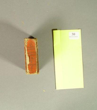 Miniature . Tableaux en miniature de l'histoire...