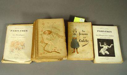 Curiosa . Lot de 14 volumes :   - Le...