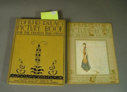 DULAC (Edmond) . Edmund Dulac's Picture...