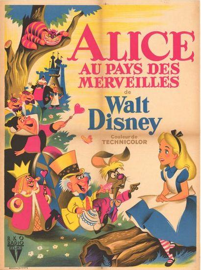 ALICE AU PAYS DES MERVEILLES/ALICE IN WONDERLAND...