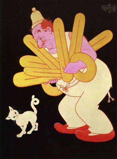 LA FEMME DU BOULANGER Marcel Pagnol. 1938....