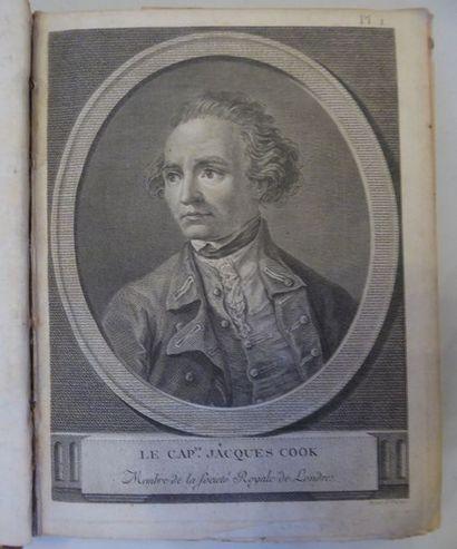 COOK (James)