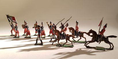 HEINRICHSEN. Allgeyer et Noris. Napoléon...
