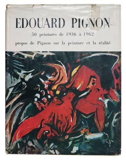 (PIGNON Edouard), Edouard Pignon