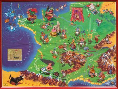 Astérix - Poster Skip La Gaule d'Astérix...