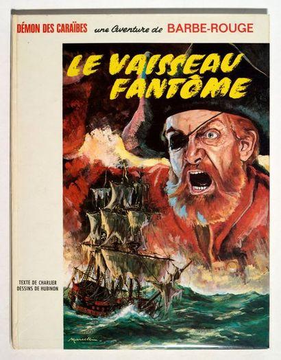 Barbe-Rouge - Le vaisseau fantôme Edition...
