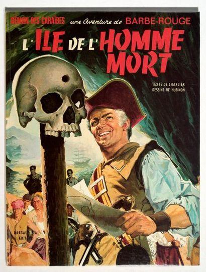 Barbe - Rouge - L'île de l'homme mort Edition...