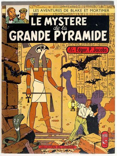 Blake et Mortimer - Le mystère de la grande...