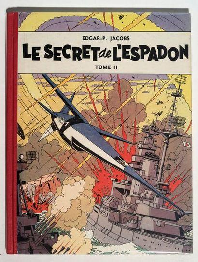 Blake et Mortimer - Le secret de l'Espadon...
