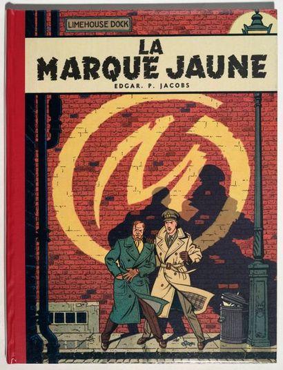 Blake et Mortimer - La marque jaune Edition...