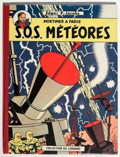 Blake et Mortimer - SOS météores Edition...