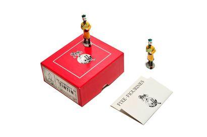 Tintin - Pixi 4402 Dupond et Dupont en costume...