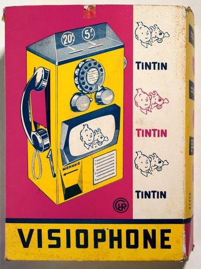 Tintin - Visiophone Superbe jeu de téléphone...