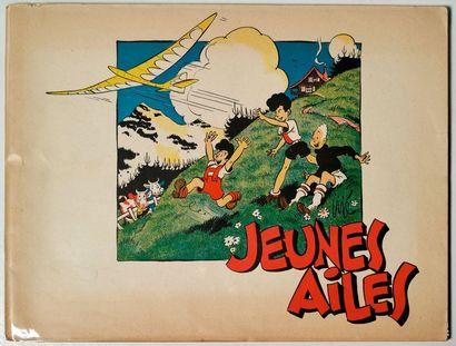 Blondin et Cirage - Jeunes ailes Edition...