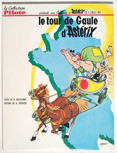 Astérix - Le tour de Gaule Edition originale...