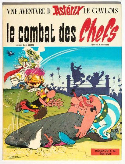 Astérix - Le combat des chefs Edition originale...