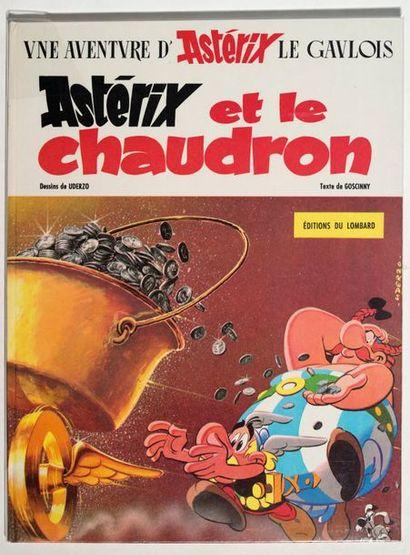 Astérix et le chaudron Edition originale...