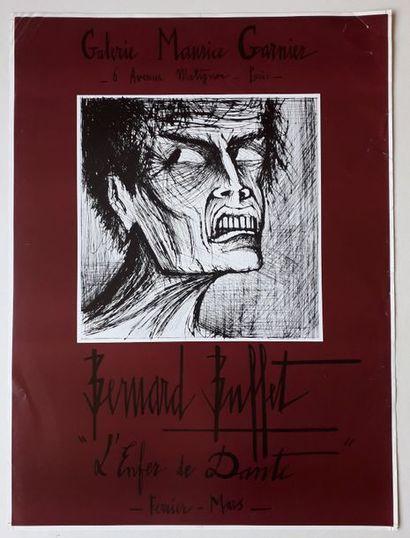 Bernard Buffet: L'enfer de Dante, Galerie...