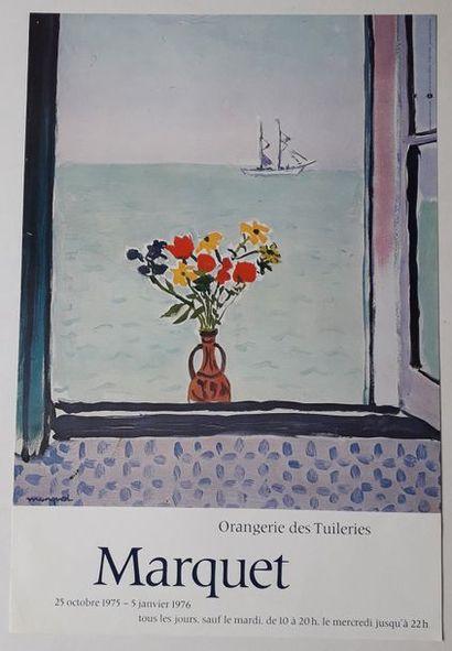 Marquet, Orangerie des Tuileries, Paris,...