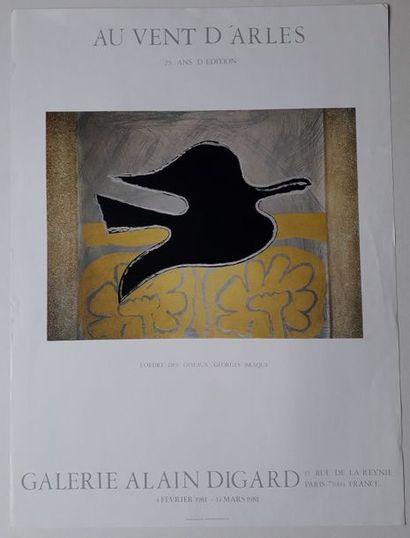 Au vent d'Arles: 25 ans d'édition, Galerie...