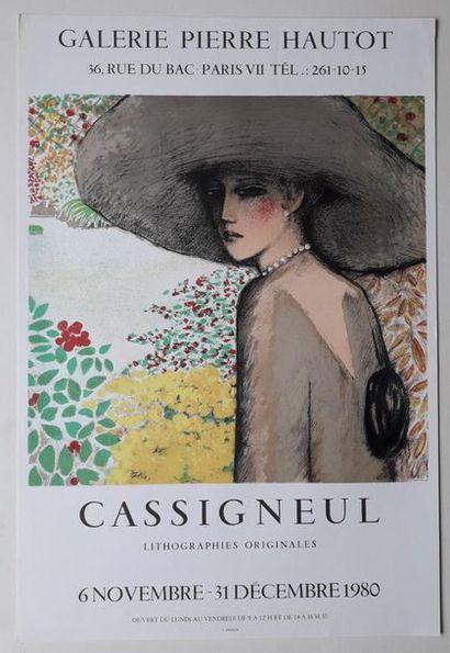 Cassigneul: Lithographies originales, Galerie...