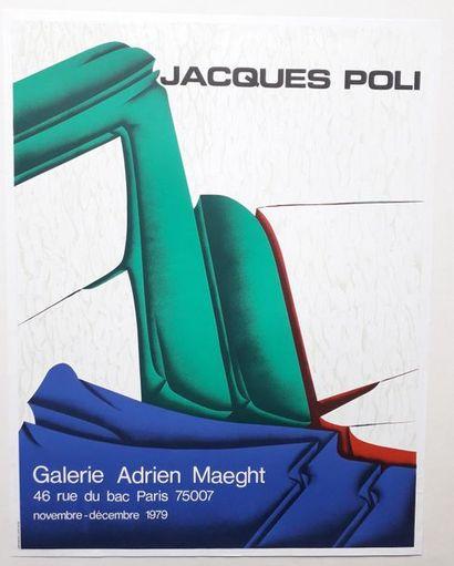 Jacques Poli, Galerie Adrien Maeght, Paris,...