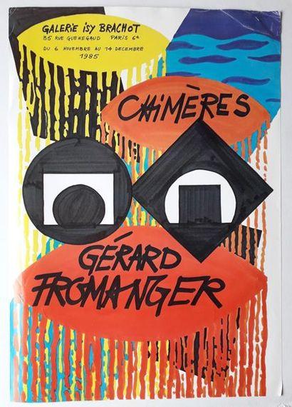 Gérard Fromanger: Chimère, Galerie Isy Brachot...