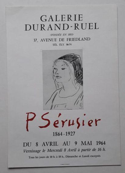 P. Serusier 1864-1927, Galerie Durand-Ruel,...