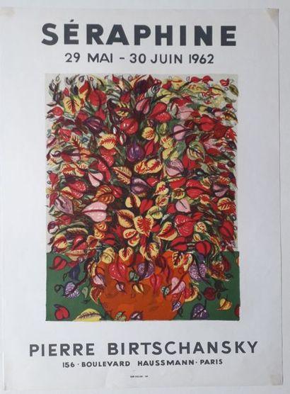 Séraphine, Galerie Pierre Birtschansky Paris,...