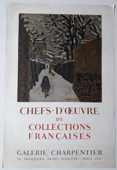 Chefs-d'œuvre de collection Française, Galerie...