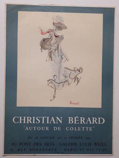 Christian Bérard «Autour de Colette», Galerie...