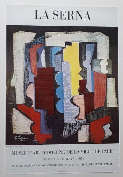 La Serna , Musée d'art Moderne de la ville...
