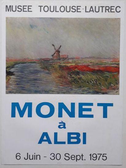 Monet à Albi, Musée Toulouse-Lautrec, Albi,...