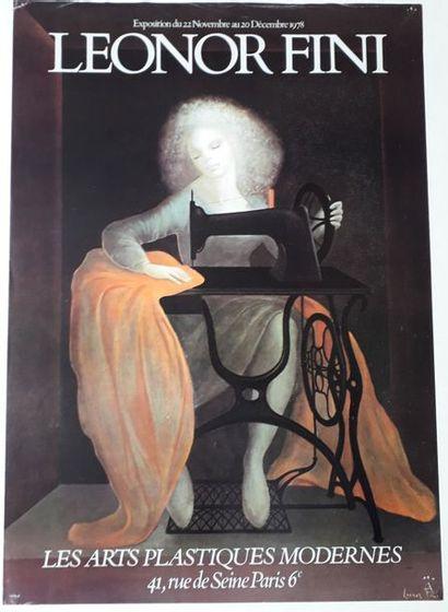 Léonor Fini, Les Arts Plastiques Moderne,...
