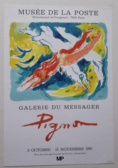 Pignon, Musée de la Poste / Galerie du Messager,...