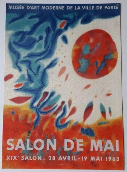 XIX ième Salon de Mai, Musée d'art moderne...