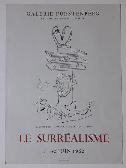 Le Surréalisme, Galerie Furstenberg, Paris,...