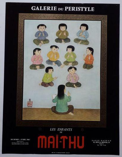 Les enfants de Maï-Thu, Galerie du Péristyle,...