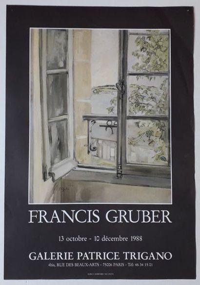Francis Gruber, Galerie Patrice Trigano,...