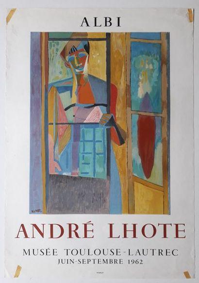 André Lhote, Musée Toulouse-Lautrec, Albi,...