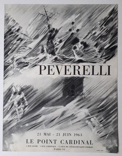 Peverelli, Le point Cardinal, Paris, 1963;...