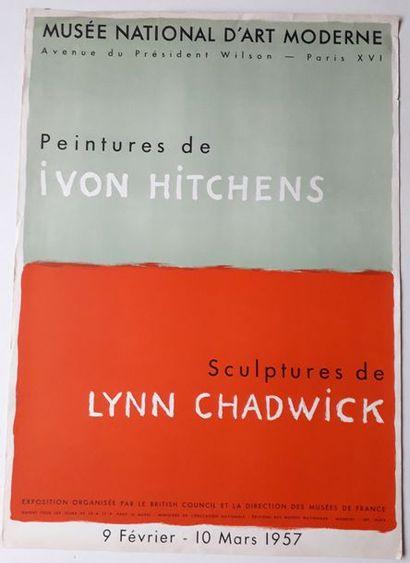 Peintures de Ivon Hitchens / Sculptures de...